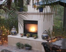 Fireplace - Outdoor Fireplaces